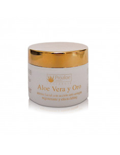 Proaloe Aloe Vera Crema Facial Antiarrugas
