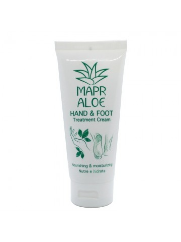 Mapr Aloe Hand & Foot Treatment Cream Nourishing & Moisturizing